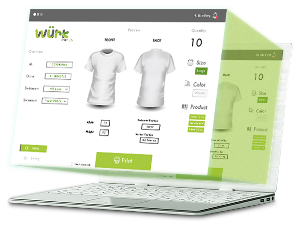 Kinetics Wurk Software