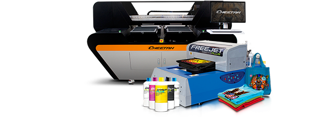 Best DTG Direct to Garment Digital Printers